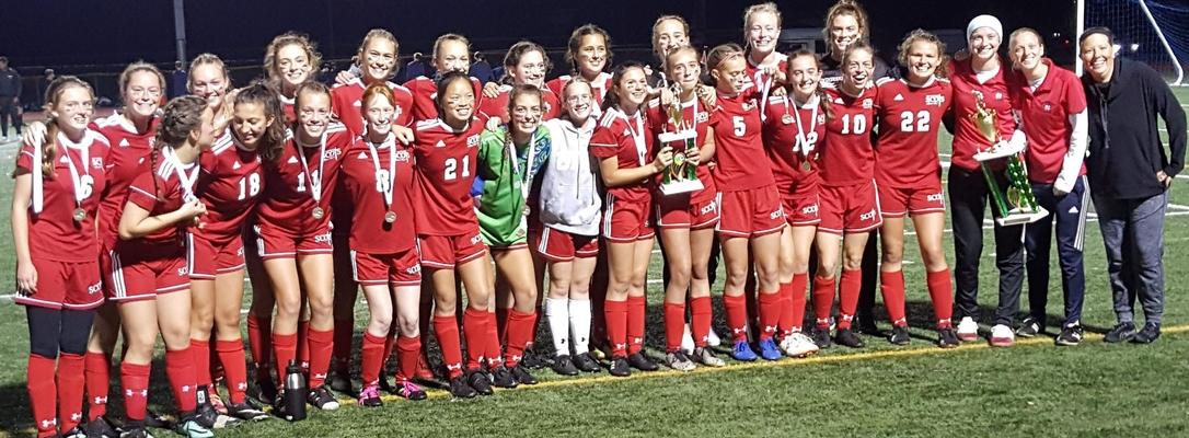 MISAL Girls' Soccer Championship 2019 ALTERNATIVE