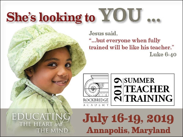 Rockbridge Academy Summer Teacher Training